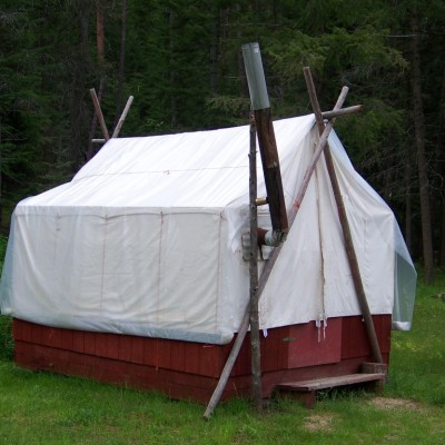 Base Camp with York Outfitters